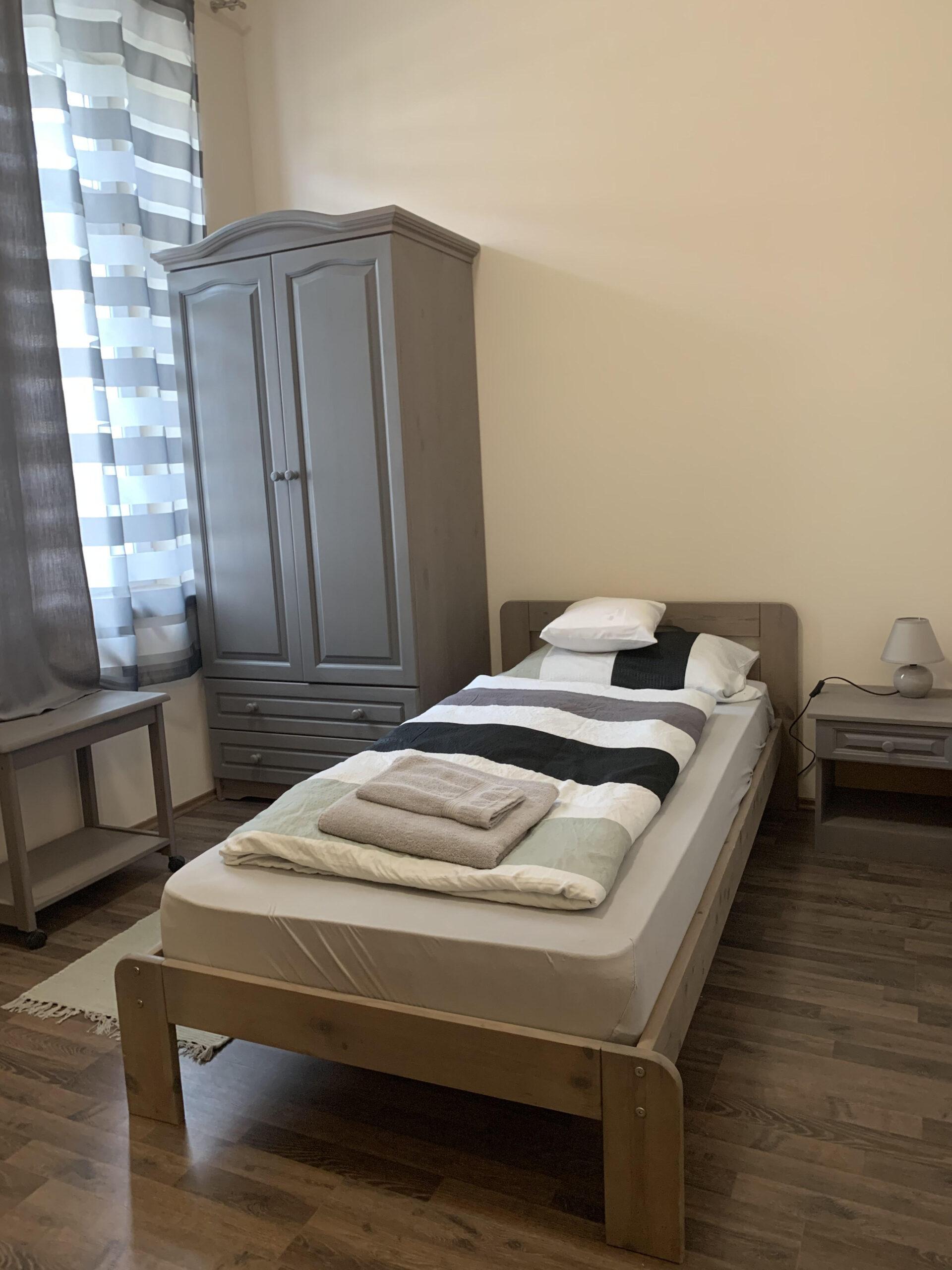 Egy ágyas szoba